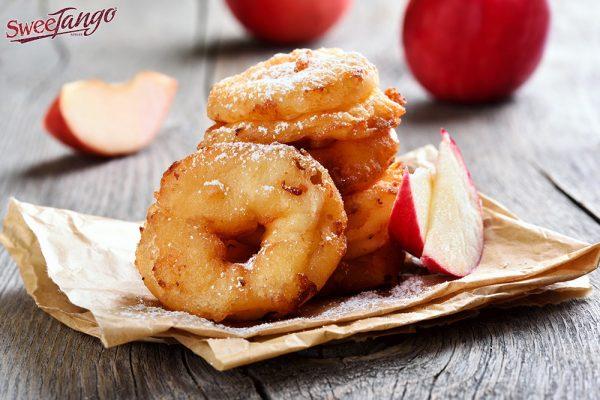 SweeTango Apple Fritters