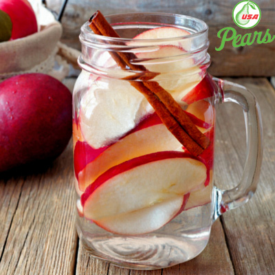 Pear Infused Water