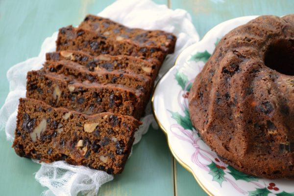 Dark Fruitcake - DIY Edible Gifts