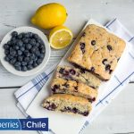 Vegan Blueberry Lemon Loaf | Produce Made Simple
