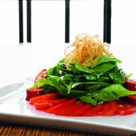Arugula Salad with Chorizo