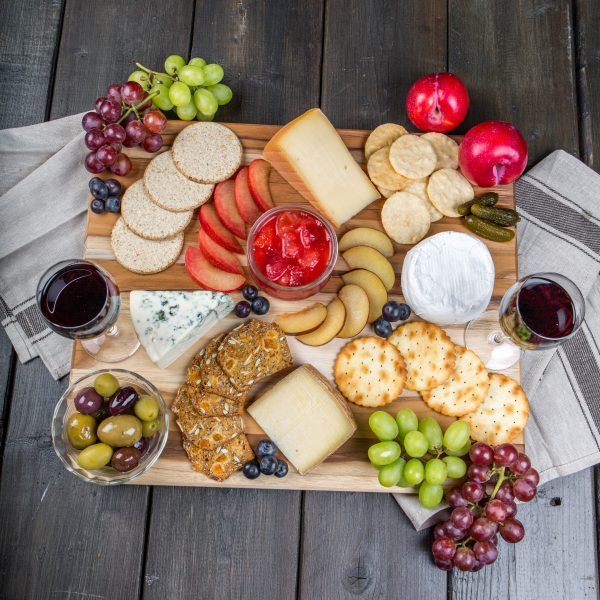 How to Build a Cheese Platter with Fruits from Chile & How To Build A Cheese Platter | Produce Made Simple