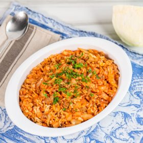 Cabbage Roll Casserole - Produce Made Simple