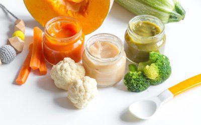 Cauliflower Puree (Homemade Babyfood)