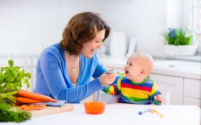 Introducing Baby's First Solid Foods! – Baby Food Made Simple