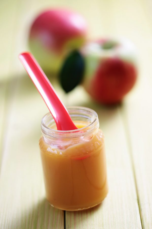 Apple Puree | Baby Food