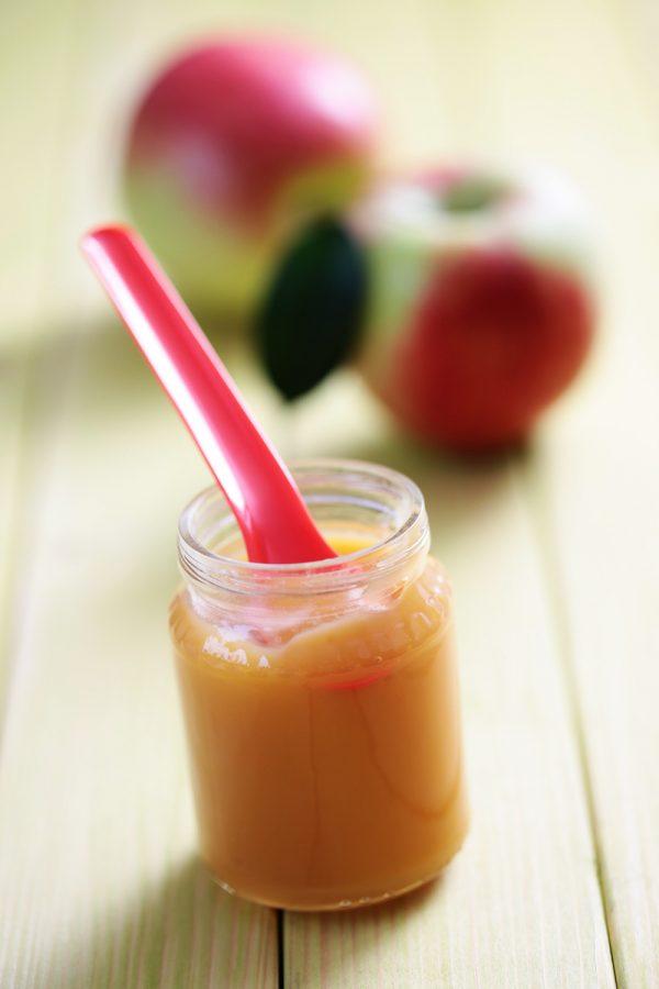 Apple Puree   Baby Food
