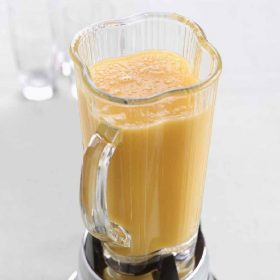 Ontario Peach Nectarine Smoothie