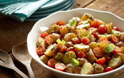 Ontario Potato Pesto Salad
