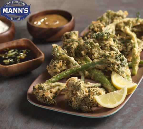 Broccolini Tempura