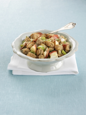 Ontario Apple, Bacon and Chestnut Stuffing