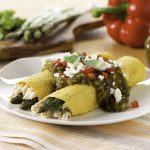 Ontario Asparagus and Chicken Enchiladas