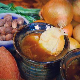 Harvest Onion Soup