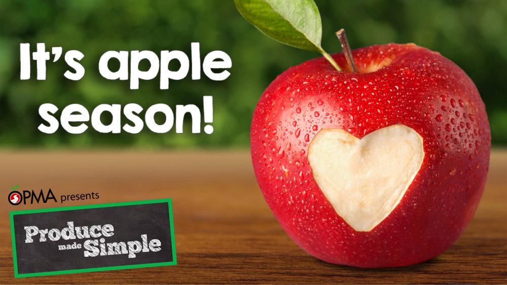It's Apple Season!