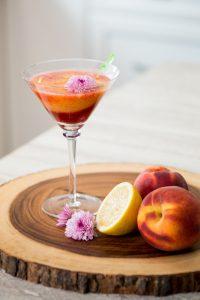 Peachy Keen Mocktail WEB