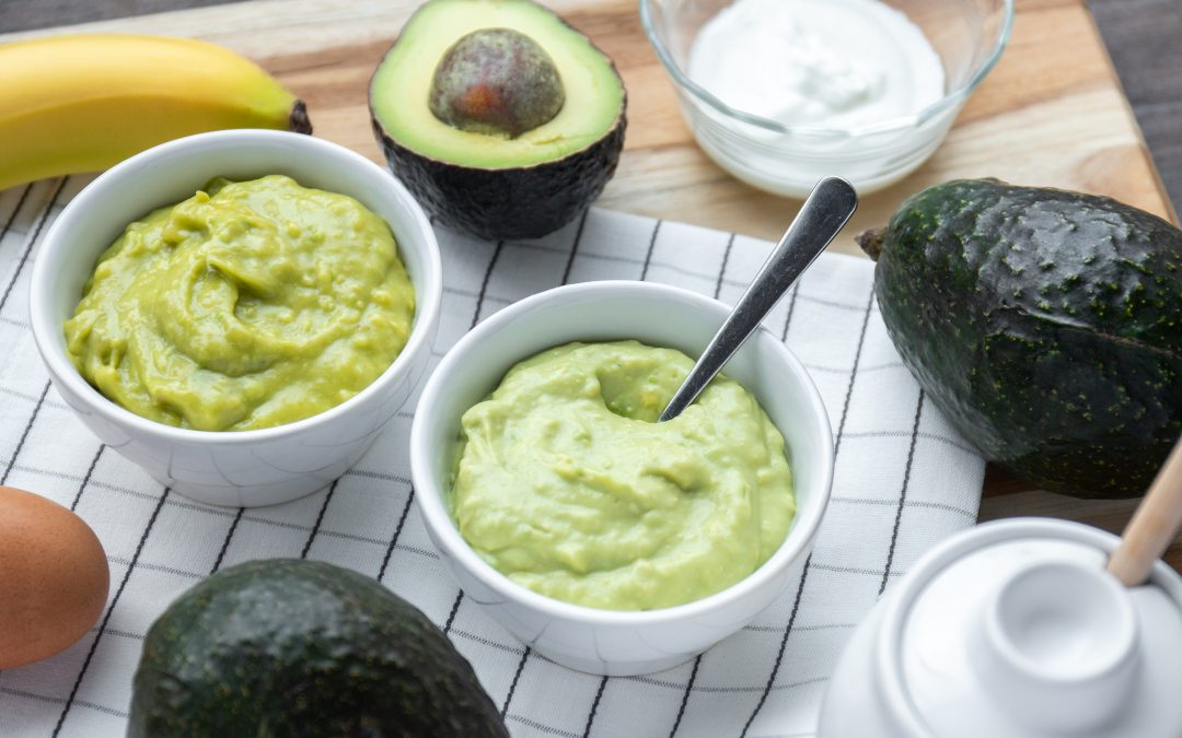 DIY Avocado Face Masks