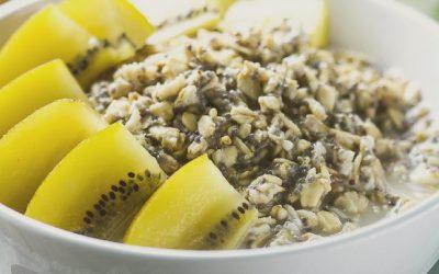 SunGold Kiwifruit Breakfast Power Bowls