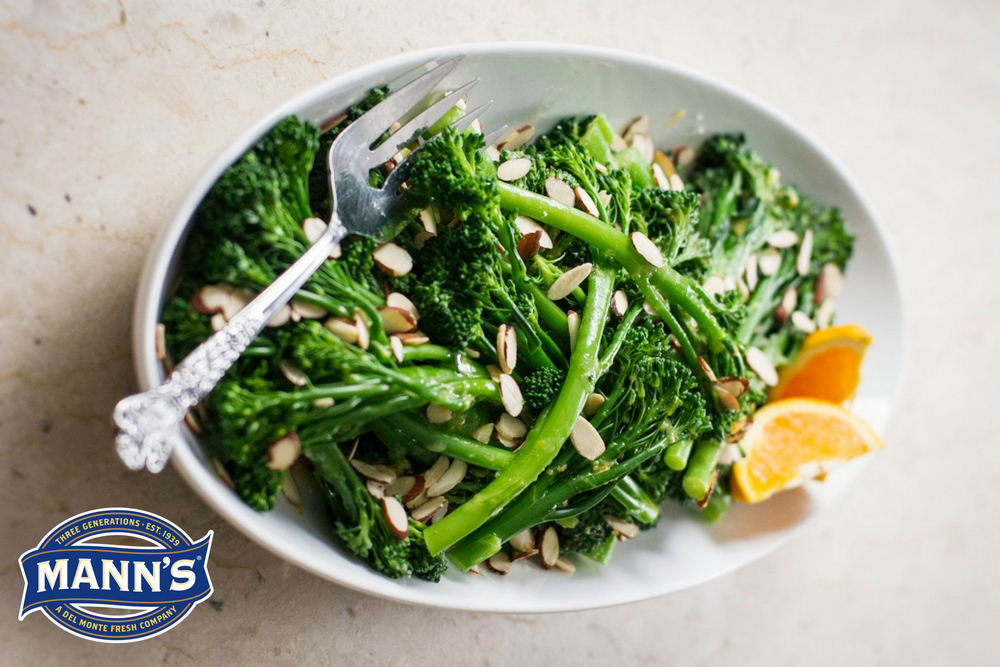 Broccolini® Citrus Almond
