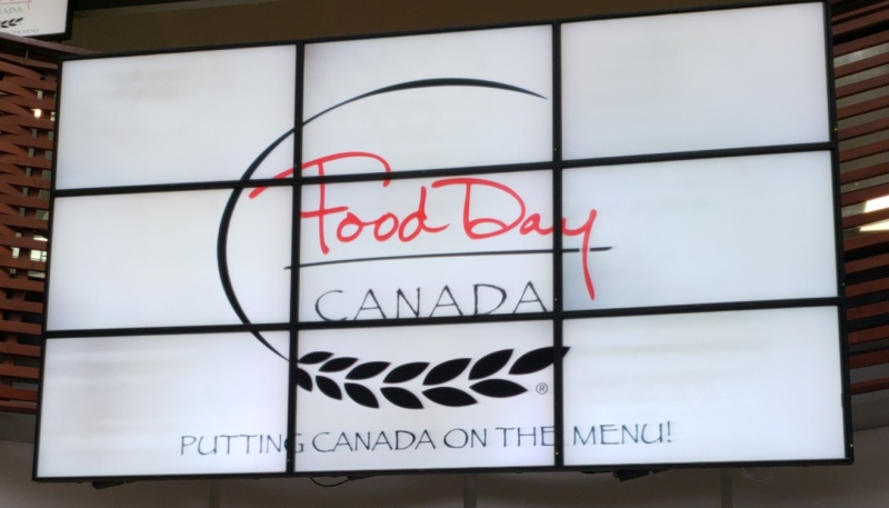 Celebrating Food Day Canada!