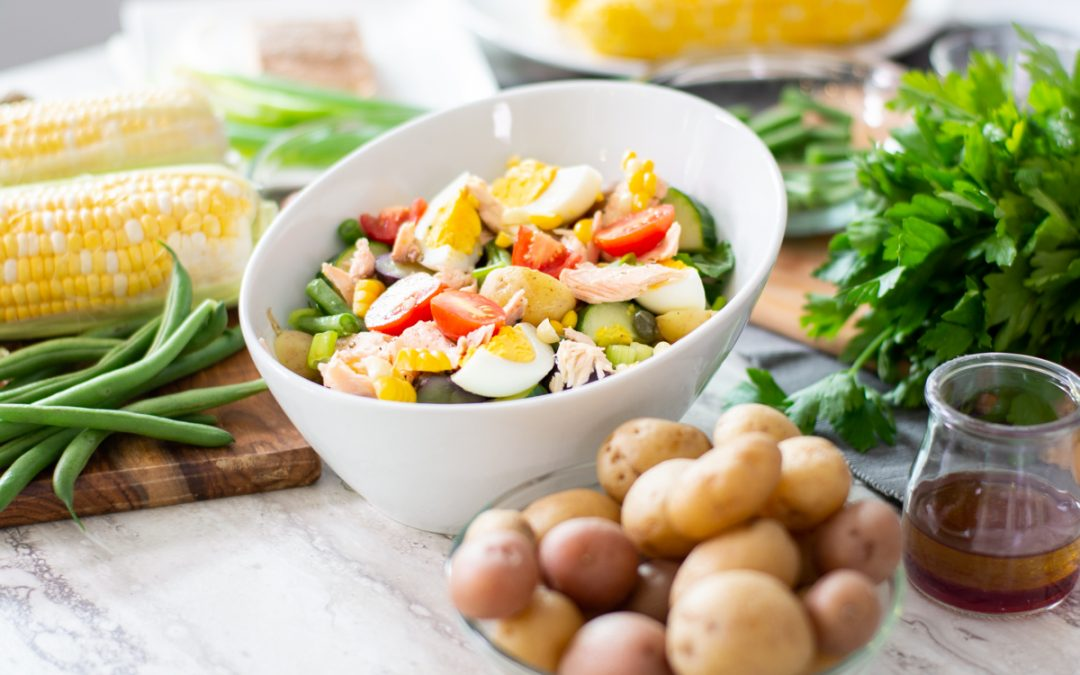 Potato Salad Nicoise