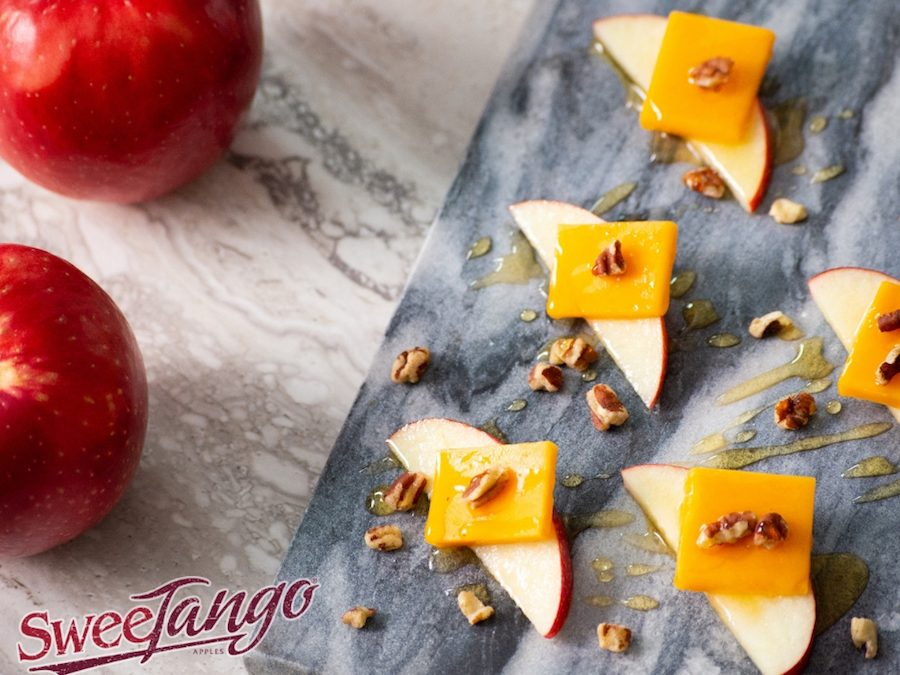 SweeTango Apple & Cheddar Appetisers