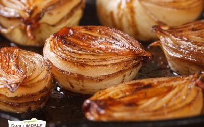 Caramelized Onion Halves