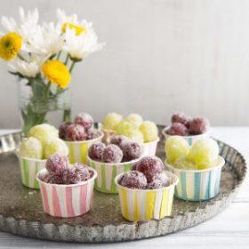 """Festive Grape Easter """"Eggs"""""""