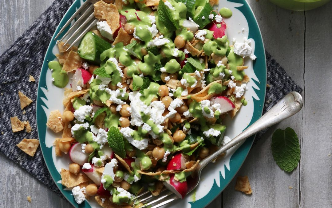 Bashed Salad