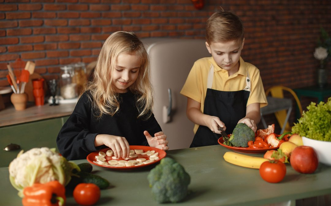 How to Host a Family-Friendly Black Box Cooking Competition
