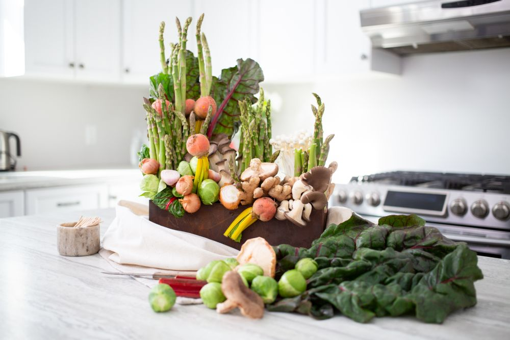 How to Create An Edible Centerpiece