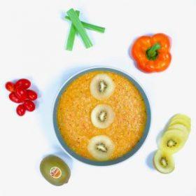 Zespri Sungold Kiwifruit Gazpacho