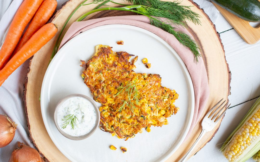 Vegetable Corn Fritters