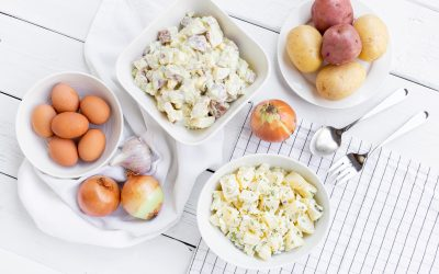 Classic Potato Salad – Two Ways!