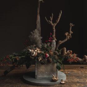 How to Create a Festive Arrangement