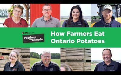 Farmer Favourites: How Growers Eat Potatoes